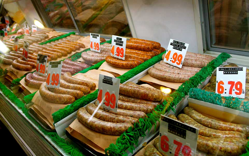 Sausage - gluten-free, traditional processes, our specialty